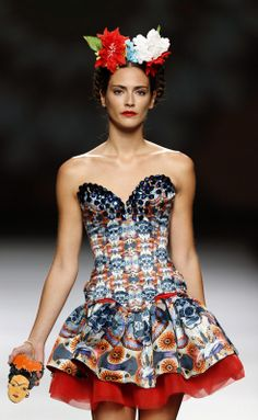 designer Francis Montesinos | inspired by Frida