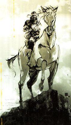 Big Boss - Metal Gear Solid V.