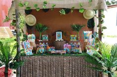 Candy Bars & Dessert Tables