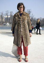 Want the coat.