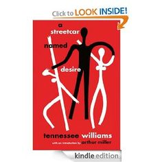 A Streetcar Named Desire by Tennessee Williams #Kindle #classicbook  #reading