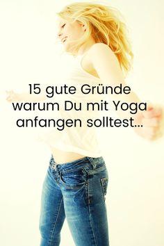 15 gute Gründe für Yoga