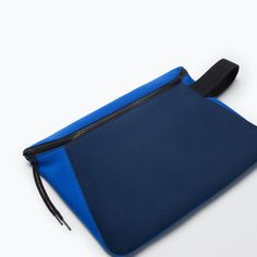 ZARA - MAN - ENVELOPE CLUTCH