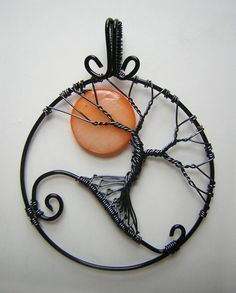 MADE TO ORDER Nightmare Before Christmas by RachaelsWireGarden, $40.00