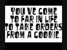 This is fitting considering I'm really craving a double doozie sugar cookie from great American cookie company right now!