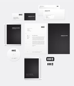 Visual identity / Markus Hund on Behance