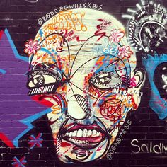 Internet Fame. St Peters. Sydney. - street art graffiti