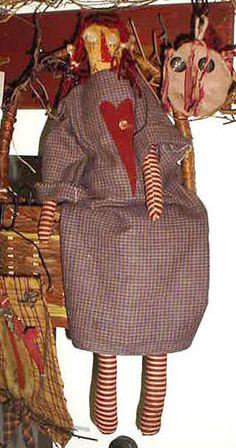 primitive ann dolls