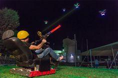 Spaß mit Drohnen! :)