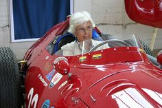 Maria Teresa de Filippis is an Italian former racing driver noted as being the first woman to race in Formula One. She participated in five World Championship Grands Prix, debuting on 18 May 1958.