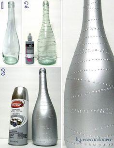 Δείτε τι μπορείτε να κάνετε με τα άδεια γυάλινα βάζα! 'Oμορφες και πρακτικές ιδέες!