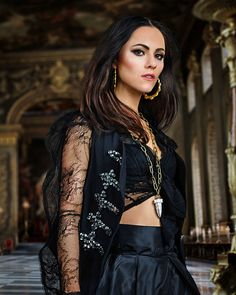 Move over, Harry: Britain's most rebellious royal is back. (On TV, that is.) With the return of The Royals to E! on Sunday, hard-partying Princess Eleanor (Alexandra Park) is set to light sparks as she and her twin (William Moseley) seek revenge for King Simon's murder, while their mother, Queen Helena (Elizabeth Hurley), schemes to take back the throne from caddish Cyrus (Jake Maskall).