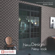 Give a new look & life to your #Walls with our new #CrispyPaper #Collection! Explore more options on www.marshallswallcoverings.com #DesignWalaColour #DesignerWalls #Wallpaper #WallDecor #HomeDecor #WallcoveringsCollection #HomeInterior #MarshallsWallcoverings