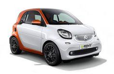 Noleggio #Smart - B-Rent autonoleggio con sedi a #Napoli e #Milano. #auto #automotive