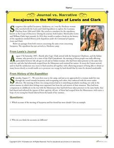 Lewis and clark expedition essay