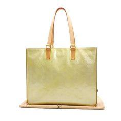 Louis Vuitton Colombus Monogram Vernis Shoulder bags Patent Leather M91028