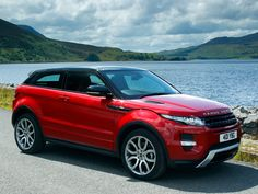 The Range Rover Evoque - Imgur