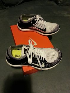 2f13590dea39 My new running shoes - Nike Free Flynit 4.0. Nike Free 3