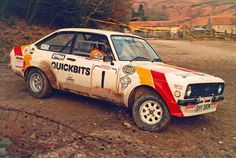 Ford Escort RS1800 GR4 2.0 BDG