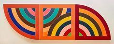 [1970] - ARTE | An image of Khurasan Gate variation II by Frank Stella