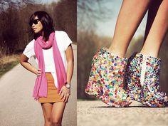 bejewled shoes