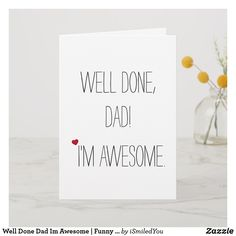 Homemade Fathers Day Gifts, First Fathers Day Gifts, Diy Father's Day Gifts, Fathers Day Presents, Father's Day Diy, Fathers Day Crafts, Dad Gifts, Diy Birthday Cards For Dad, Good Birthday Presents