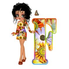 Frases con Betty Boop
