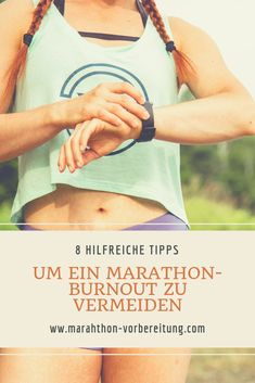 8 hilfreiche Tipps, wie du ein Marathon-Training-Burnout vermeidest Nordic Walking, Jogger, Open Water, Triathlon, Swimming, Running, Tricks, Sports, Fun