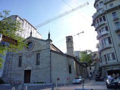 """""""Citta Vecchia"""" , Lugano Ticino Swiss"""