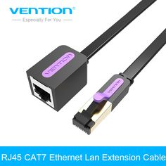 >> Click to Buy << Vention Cat7 Ethernet Extension Cable RJ45 Cat 7 Male to Female Rj45 Ethernet Lan Network Cable Adapter for PC Laptop 1M 3M 5M #Affiliate