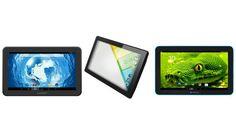 Los 3 mejores tablets por menos de 100 euros en 2015