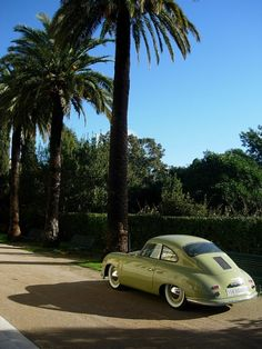 I've been feeling the need for some palm trees.  A Porche would be nice too.