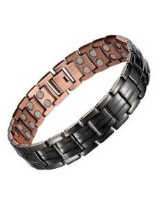 100% Copper Magnetic Bracelet Copper Material, Magnets, Bracelets, Bronze, Pure Copper, Pure Products, Boho, All Brands, Chain