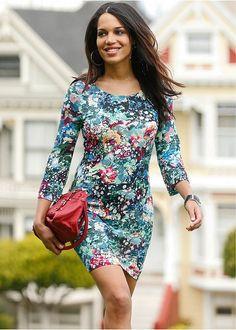 Η μόδα που συμφέρει. Ρούχα και είδη σπιτιού σε συμφέρουσες τιμές. - Φορέματα - Φόρεμα ζέρσεϊ BodyFlirt