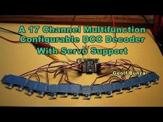 SMA12 - 17 Channel Configurable Multifunction $5 DCC Decoder For Servos | Model Railroad Hobbyist magazine | Having fun with model trains | Instant access to model railway resources without barriers