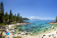 Lake-Tahoe, CA/NV - one of the most beautiful lakes in the world!