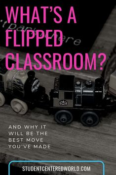 Once you flip your classroom, you'll wonder why you didn't do it sooner! Click to learn more and be sure to subscribe to studentcenteredworld.com. #studentcenteredlearning #teacherlife #iteach #growthmindset #inquirybasedlearning #personalizedpd #playbase