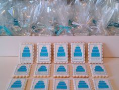 Save the Date Wedding Cookies Wedding Cookies, Ice Cube Trays, Save The Date, Cake, Pie Cake, Pastel, Cakes, Cookie