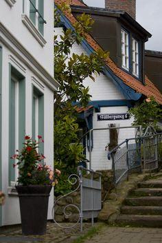 Stairway to Heaven, Hamburg Blankenese