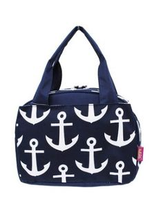 Anchor lunch box!
