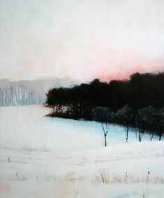 County Line Winter by Corey Parker. Reminds me a lot of rural Wisconsin.