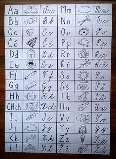 Alphabet Writing, Kids Writing, Kids Education, Grade 1, Back To School, Sheet Music, Homeschool, Classroom, Teacher