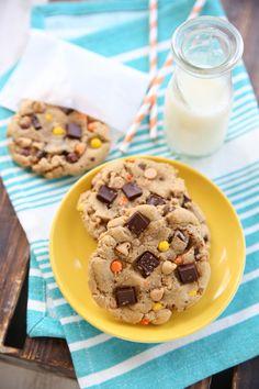 Jumbo PB Cookies