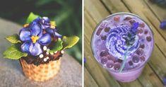 16 Disney Desserts You'll Love If Purple Is Your Favorite Color Disney Desserts, Disney Food, Disney Parks, Walt Disney, Purple Hues, Shades Of Purple, Purple Desserts, Plum Jam, World Recipes