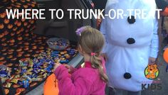 Safe and Easy, trunk-or-treats in West Michigan are more popular than ever. Big list here- and updated yearly!