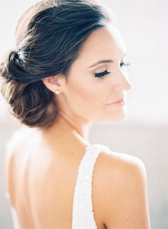 Photography: Marissa Lambert Photography - undefined Wedding Dress: Blanc Bridal Couture - undefined Makeup: Ashley Sievert Beauty - undefined   Read More on SMP: /2015/11/01/organic-red-new-orleans-wedding-inspiration/