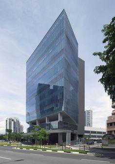 Newton 200 - Singapore - Architecture - SCDA