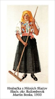 Slovakia, Sliače Folk Costume, Costumes, Native Country, Folk Embroidery, Black Forest, Folklore, Costume Design, Graphic Art, Hipster