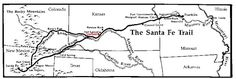 "Family History With A ""Looking"" Glass: The Santa Fe Trail and Railroad Ran Through the W...."