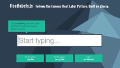 Top jQuery Plugins for January 2014